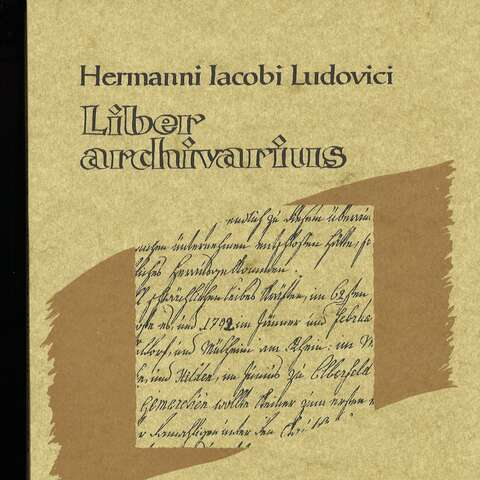 Liber archivarius